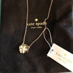Kate Spade Window Seat Bouquet Necklace